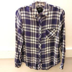 Rails plaid shirt